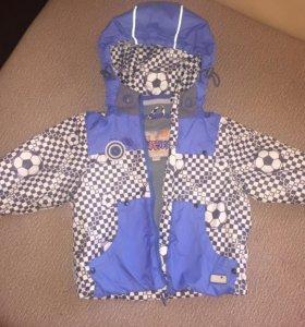 Детская курточка осень-весна
