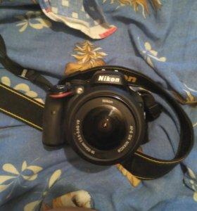 Nikon d 5100 kit