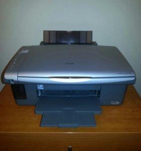 Принтер/сканер Epson Stylus CX4700