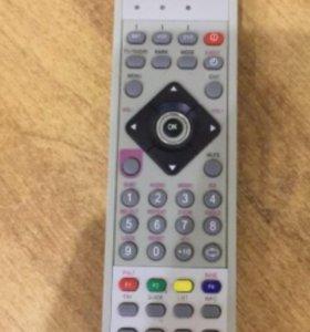 Универсальный пульт для медиаплееров, ресиверов.