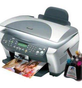 Принтер Epson Stylus Photo rx500