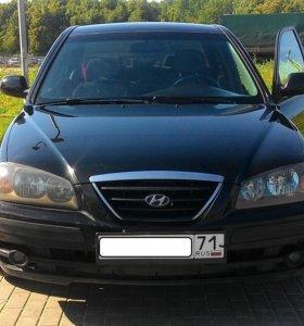 Hyundai Elantra, 2004, 1,6AT