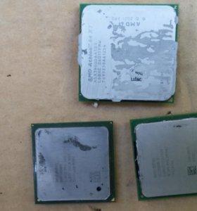 Процессоры Celeron, Pentium 4 socket 478, AMD Athlon 64 x2 socket AM2
