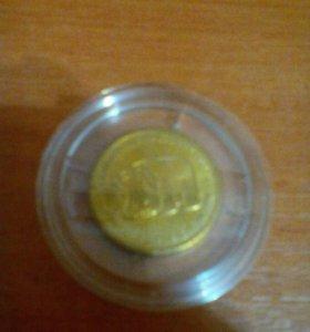 Монета из Калининграда
