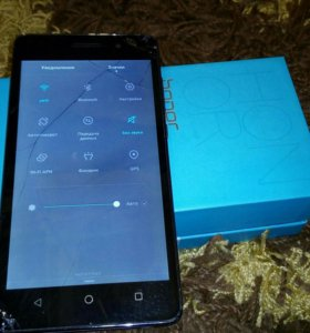 Huawei Honor 4C, 8gb Black