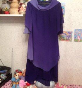 Платье 54-55 размер