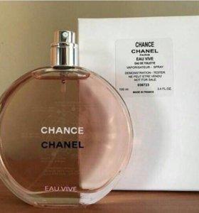 🌸Тестер женского парфюма Chanel Chance Eau Vive