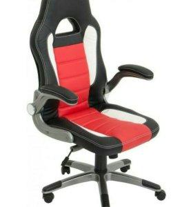 Кресло Nowy Styl Racer eco-30/eco-90/eco-50 черный