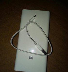 Xiaomi power bank 2V 20000mah