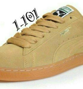 Новые кроссовки натуралка 45 размер