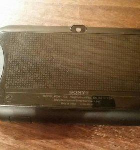 Задняя панель с тачскрином (тачпадом) для PS Vita