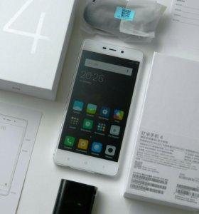Смартфон Xiaomi Redmi 4 Pro (3/32) GLOBAL Silver