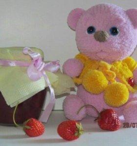 Мишка-ягодка
