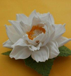Цветы ручной работы из фоамирана на заказ и в нали