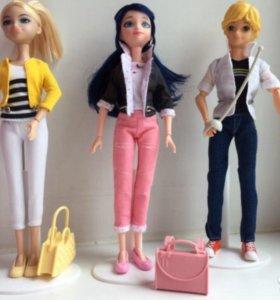 Куклы Адриан и Маринет Обмен