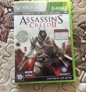 Assassin's creed 2 на XBOX360