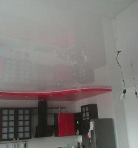 Натяжные потолки недорого