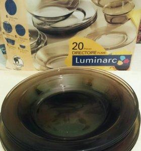 Тарелки Luminarc новые 6 шт.