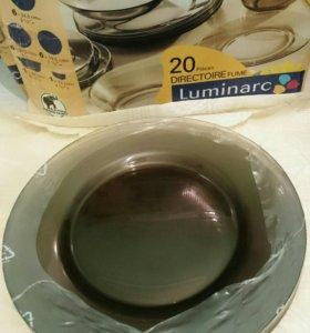 Тарелки новые Luminarc 6 шт