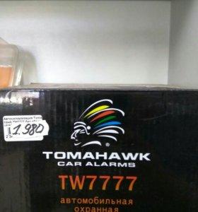 Охранная система Tomahawk новая