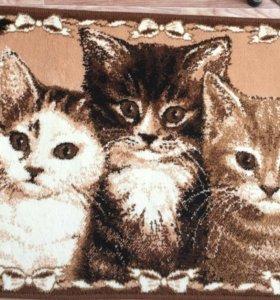 Ковёр котята