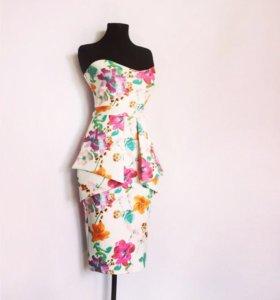 Новое брендовое платье с этикеткой