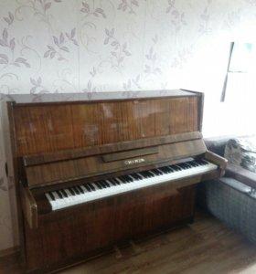 Фортепиано «Сибирь», самовывоз