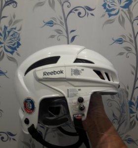 Шлем хоккейный Reebok.клюшка EASTON