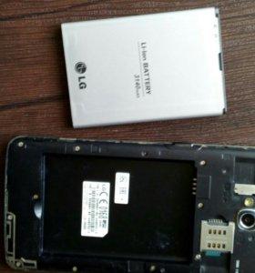 G-серии G Pro Lite Dual  Смартфон LG D686