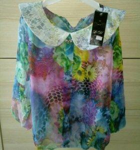 Блуза новая с биркой