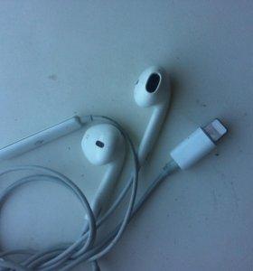 наушнеки iPhone 5,6,7