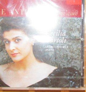 Cecilia Bartoli. Se Tu Mami. Arie Antiche CD