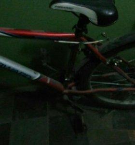 Велосипед для взрослого, возможен торг.