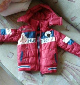 Куртка на мальчика 5 лет