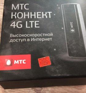 Высокоскоростной 4G модем МТС