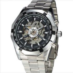 Мужские механические наручные часы Winner