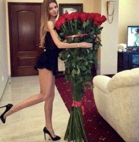 МЕГА длинные розы