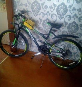 Велосипед горный RUSH