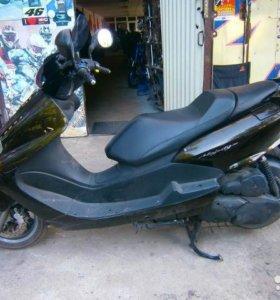 Yamaha YP 125 majesty 2000 г. в