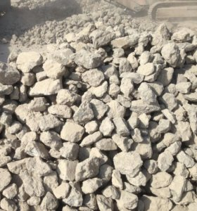 щебень из бетона MP155