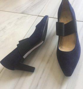 Новые туфли бренд Питер Кайзер Германия раз. 24.5
