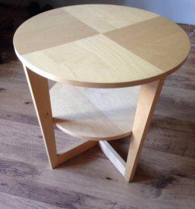 Столик журнальный круглый IKEA