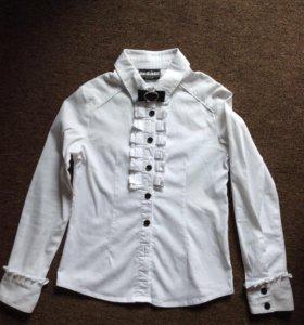 Рубашка блузка школьная Acoola 122 р