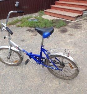 Складной велосипед RACER