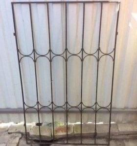 Решетки на окна для дома или дачи