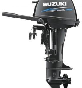 лодочный мотор SUZUKI DT9.9A/DT15A 2-х тактный