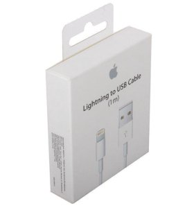 Кабель Apple A1480 , USB - Lightning - 1 метр