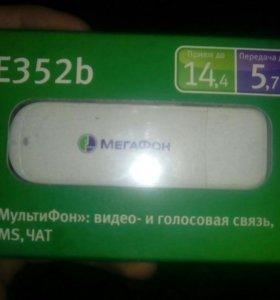 Мегафон 3G Модем E352b