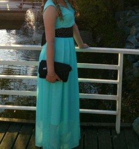 Платье делала на заказ!