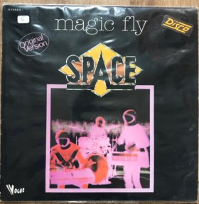 Space - Magic Fly LP (1st press Vogue Records)